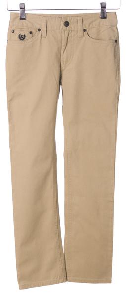 Chaps chlapecké kalhoty 146 béžová