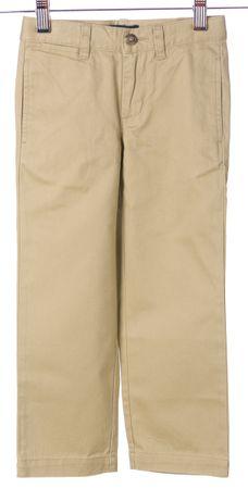 Chaps chlapecké kalhoty 116-122 béžová