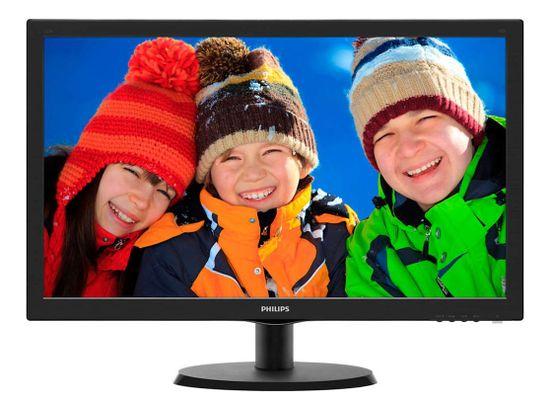 PHILIPS V-LINE 223V5LSB2/10 LCD monitor