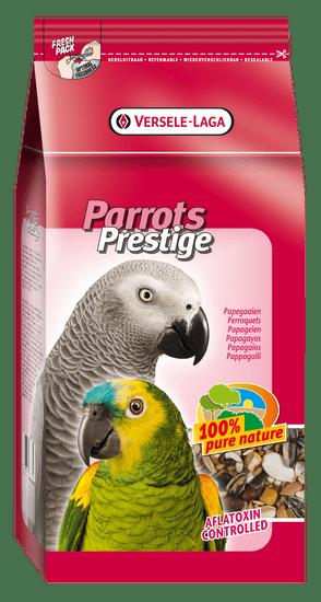 Versele Laga Prestige Parotts mešanica za velike papige, 3 kg