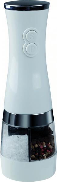 Professor elektrický mlýnek na pepř a sůl 2v1 PS712B, bílá
