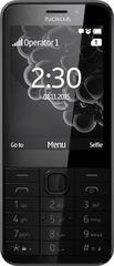 Nokia telefon 230 DualSim 230 Czarny