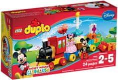 LEGO® Duplo 10597 Mickeyjeva i Minnieina rođendanska povorka