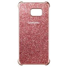 Samsung etui Glitter Cover do Galaxy S6 Edge +, różowe (EF-XG928CPEGWW)