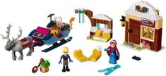 LEGO® Disney Princezné 41066 Dobrodružstvo na saniach s Annou a Krištoffom