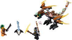 LEGO® Ninjago 70599 Cole sárkánya