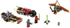 LEGO® Ninjago 70600 Nindzsa motoros hajsza