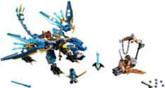 LEGO® Ninjago 70602 Jayev elementarni zmaj