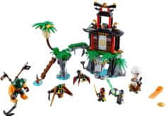 LEGO® Ninjago 70604 Az özvegy tigris szigete