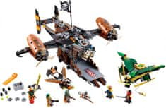 LEGO® Ninjago 70605 Twierdza Nieszczęścia
