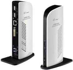 I-TEC USB 3.0 video dokovací stanice + USB nabíjecí port (U3DVIDOCKL)