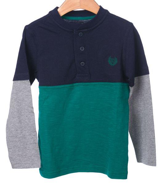 Chaps chlapecké tričko 140-146 modrá
