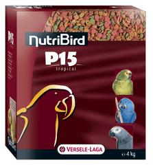 Versele Laga NutriBird P15 Tropical 4 kg