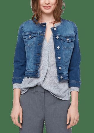 s.Oliver dámská jeansová bunda 34 modrá - Alternatívy  127d4df7b5c