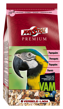 Versele Laga pokarm dla papug Prestige Premium Parotts, 2,5 kg