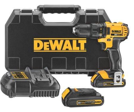 DeWalt akumulatorski vrtalnik/vijačnik DCD780C2