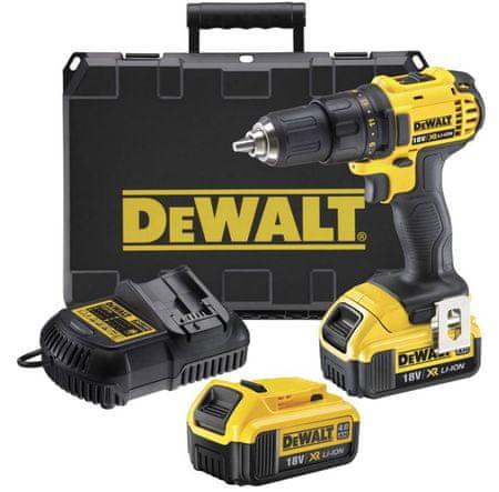 DeWalt akumulatorski vrtalni vijačnik DCD780M2