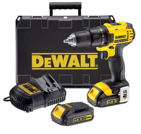 DeWalt akumulatorski vrtalni vijačnik DCD730C2