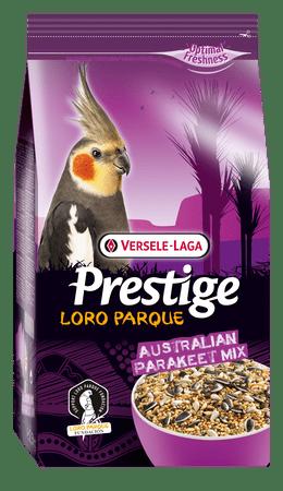 Versele Laga Prestige Australian Parakeet Loro Mix hrana za avstralske papige, 2,5 kg