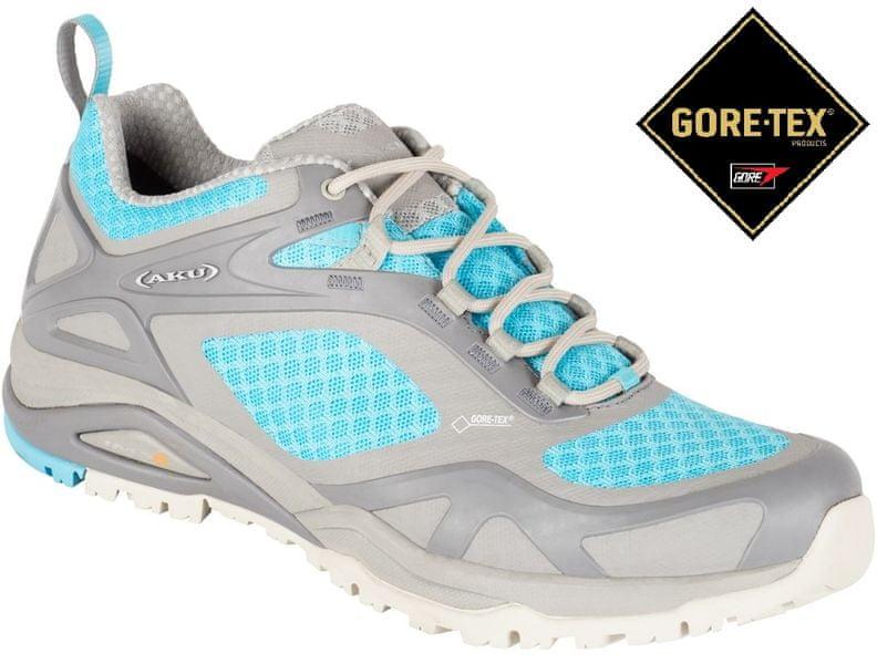 Aku Alpina Light GTX Light blue/grey 4,5 (37,5)
