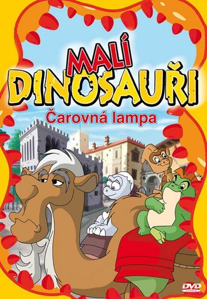 Malí dinosauři 3: Čarovná lampa - DVD