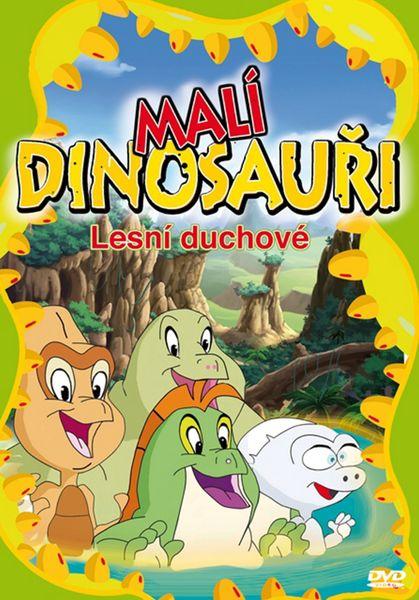 Malí dinosauři 2: Lesní duchové - DVD