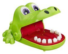 HASBRO Krokodíli zubár