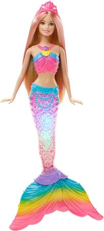 Mattel mavrična morska deklica