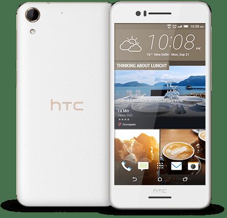HTC GSM telefon Desire 728G Dual SIM, bel