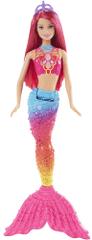 Barbie Morská panna ružová