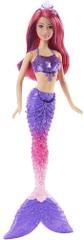 Barbie Morská panna fialová