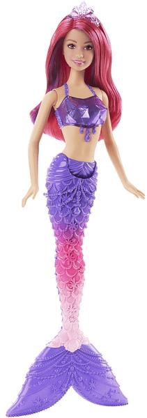 Mattel Barbie Mořská panna filaová