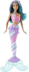 Barbie Morská panna zelená