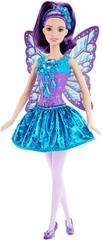 Barbie Víla fialová 2016