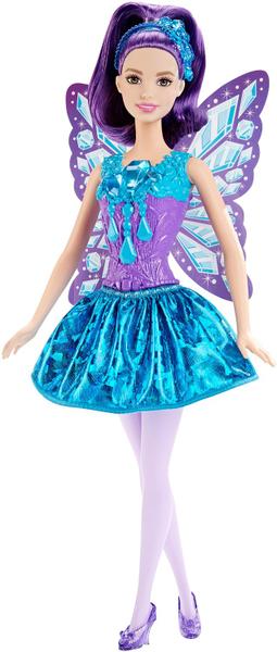 Mattel Barbie Víla fialová 2016