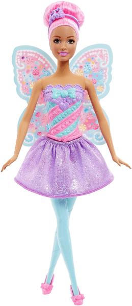 Mattel Barbie Víla růžová