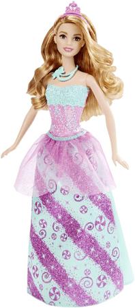 Mattel Barbie Princezna blond