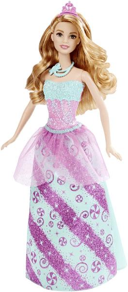 Barbie Princezna blond