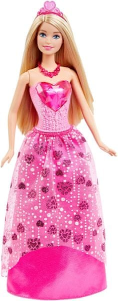 Mattel Barbie Princezna Barbie blond