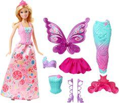 Barbie Víla a rozprávkové oblečky