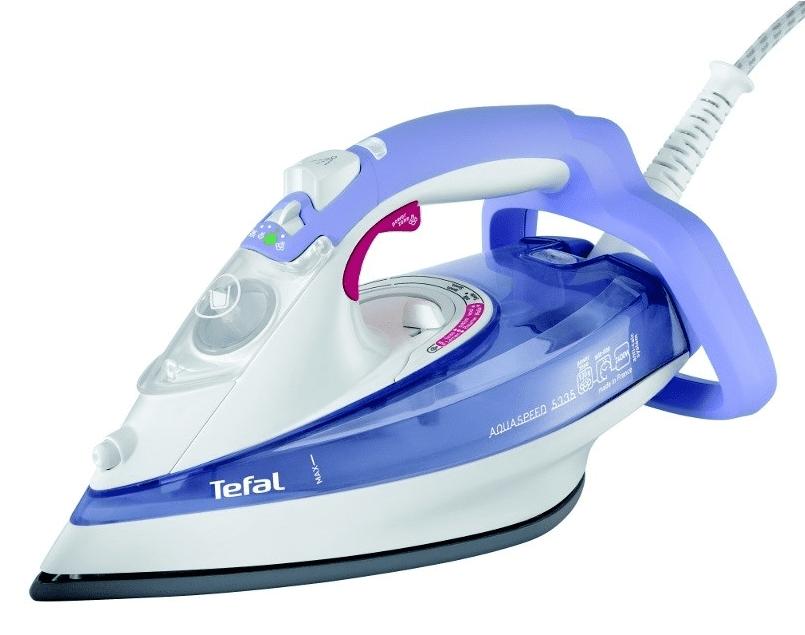 Tefal FV 5335E0 Aquaspeed Time Saver 30 - zánovní
