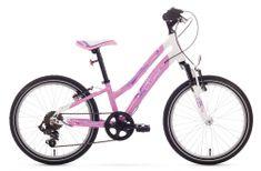 """Romet rower dziecięcy Cindy 20"""" różowy"""