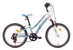 """Romet rower dziecięcy Cindy 20"""" niebieski"""