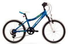 """Romet rower dziecięcy Jolene Kid 20"""" niebieski półmat"""