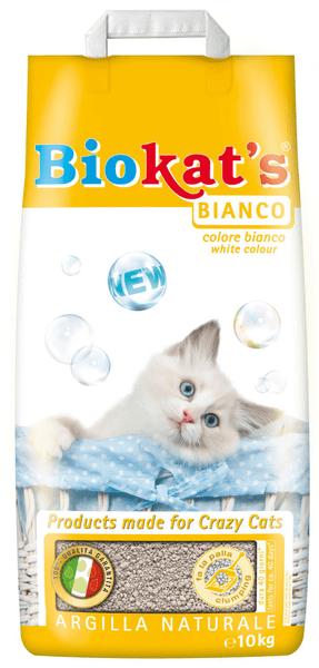 Gimpet BIOKATS BIANCO Hygiene 10kg