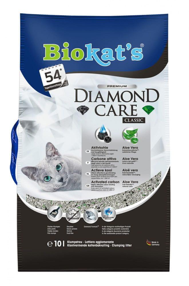 Gimpet BIOKATS Diamond Classic 10l