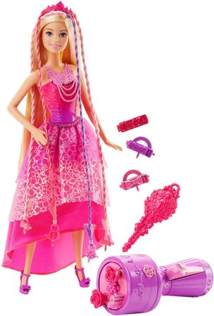Mattel Magiczne Warkocze DKB62