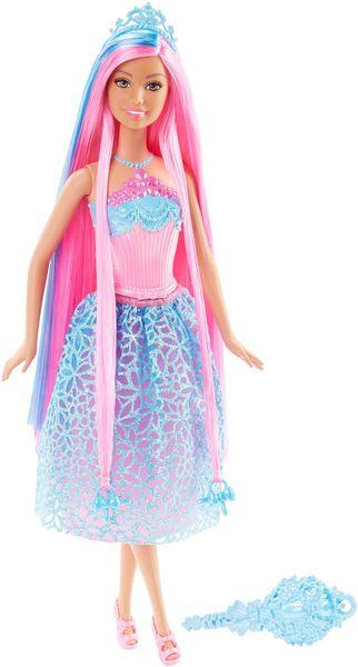 Mattel Barbie Dlouhovláska růžová