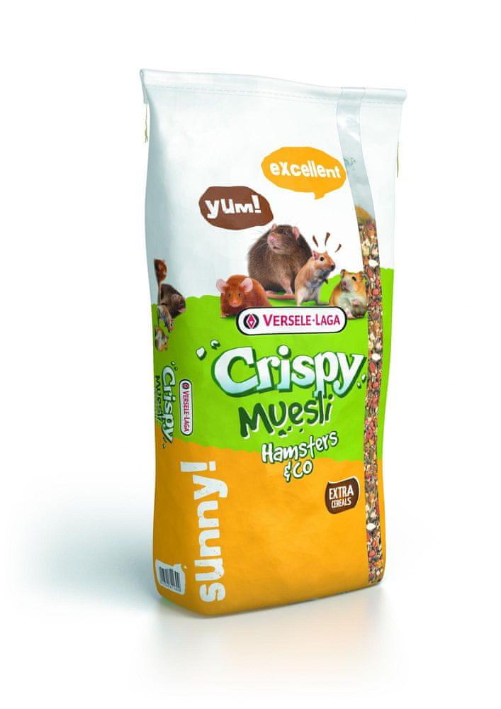 Versele Laga Crispy Muesli Hamsters 20 kg