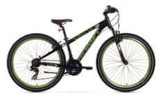 """Romet rower górski Rambler Dirt 26"""" czarny-zielony 14"""""""